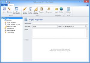 Optimumcut-1D on Windows 8