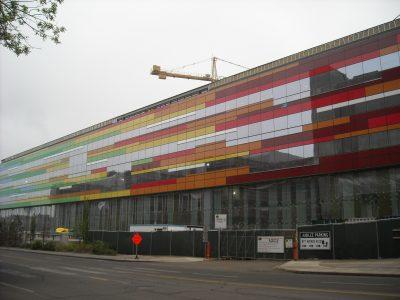 ACS, Inc. Aluminium Curtainwall Systems