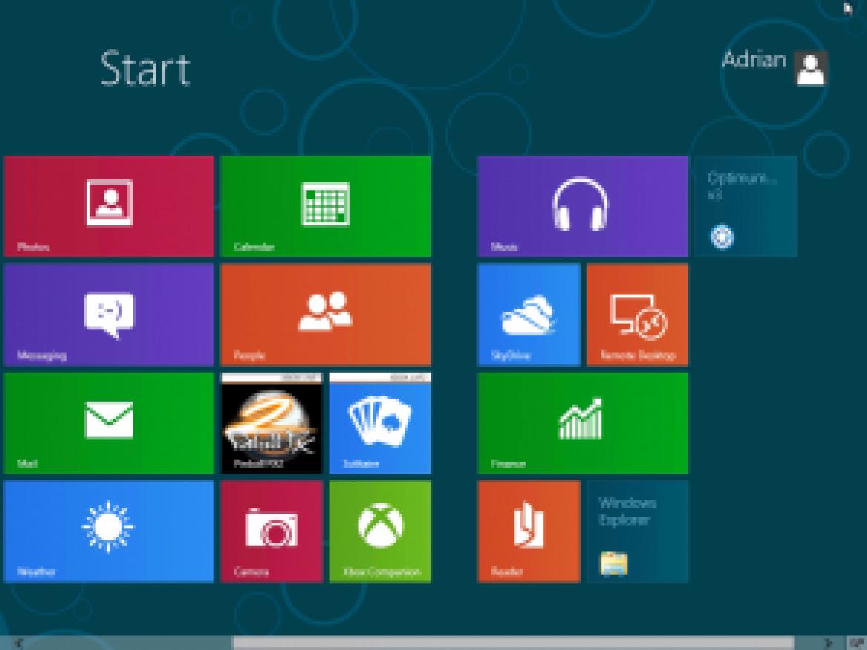 Windows 8 – User Experience